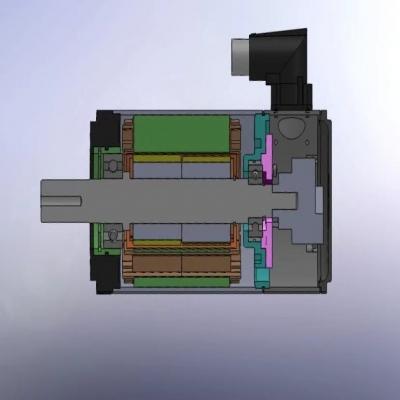 Adavantage of segment servo motor